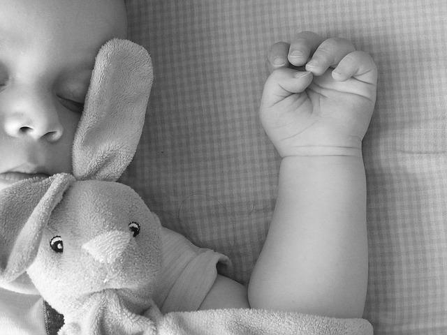 איך להרדים את התינוק