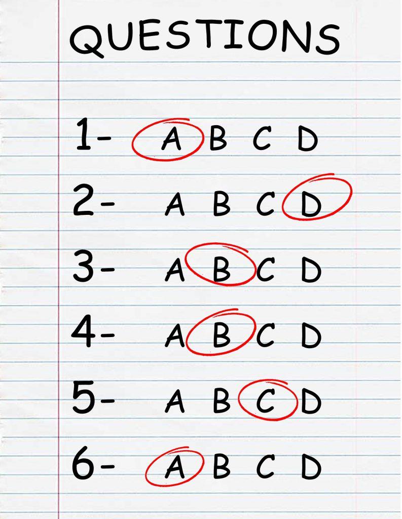 מזה מבחן אמריקאי ואיך הוא קשור למבחני המחוננים